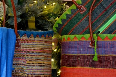 Market baskets. Large. Assorted colours