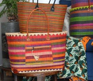 Baskets with Dark Green 4