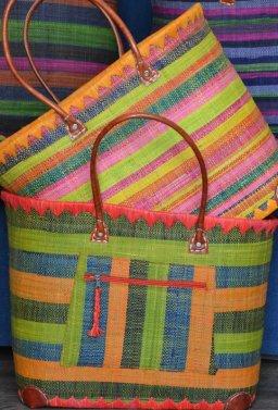 Baskets with Dark Green 3